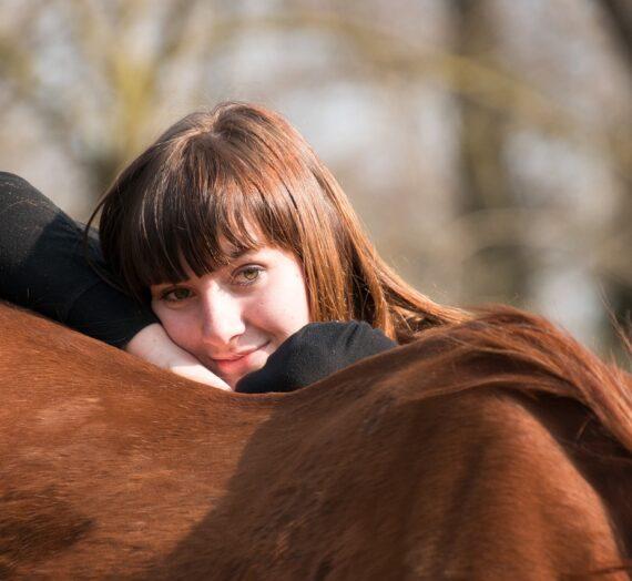 Ved du hvad en projektion er? Eller hvordan du projicerer ting over på din egen hest?